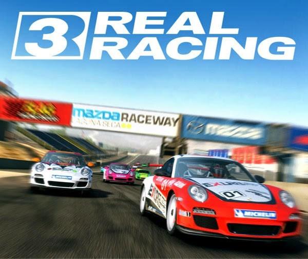Upcoming Real Racing 3