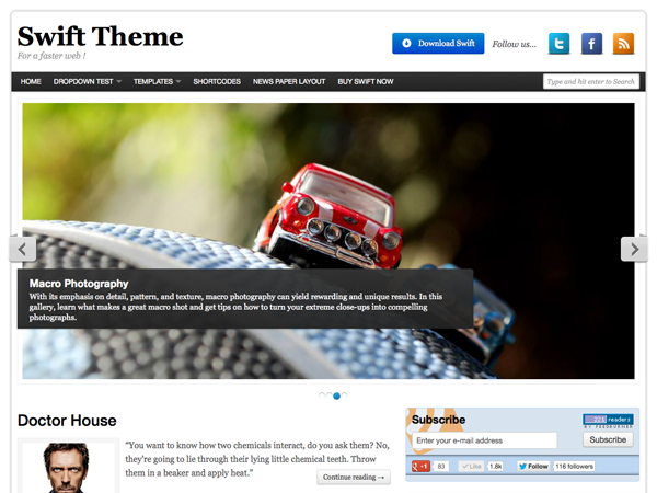 5 BEST FREE WORDPRESS THEMES
