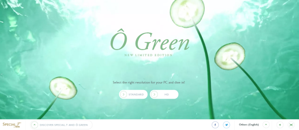 Ogreen Nice Animated Html5 Website