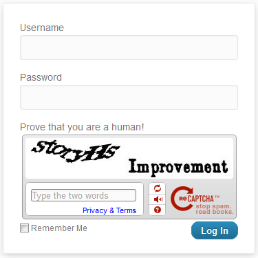 easy CAPTCHA wordpress Plugin