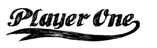 playerone free baseball fonts