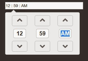Timepicki Jquery Time Picker Plugin