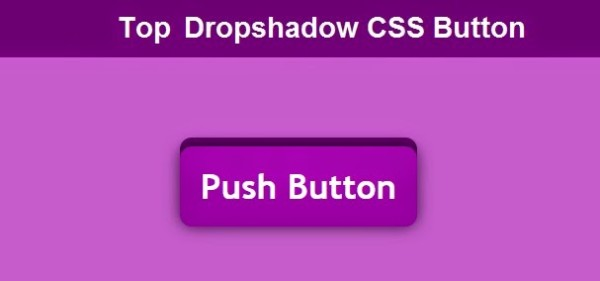 CSS BUTTON WITH DROPSHADOW