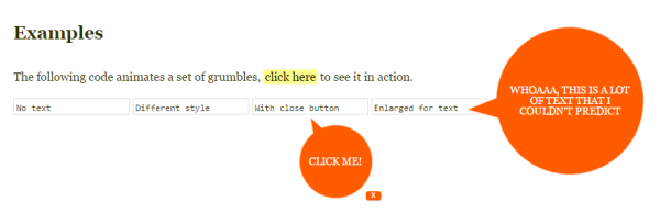 jquery grumble tooltip plugins
