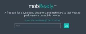 mobiready online webiste testing emulator