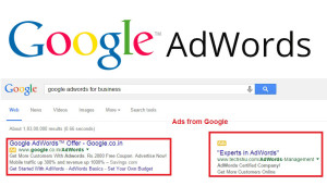 google adwords business growth
