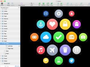 Sketch Professional digital design for Mac