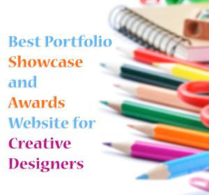 best portfolio showase and awards websites for creative designers