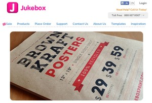 jukeboxprint poster maker online tool