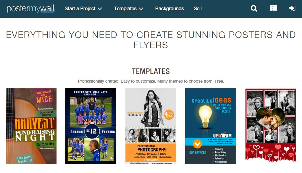 Best Online Poster Maker To Design Your Own Stunning Poster – Web ...
