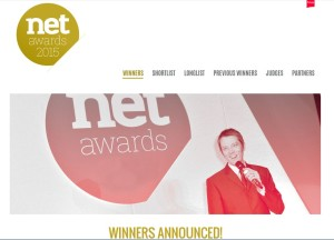 thenetawards awards best web design and development
