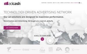 adcash International Advertising Network