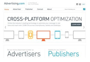 advertising dot com advertiser and publisher solutions