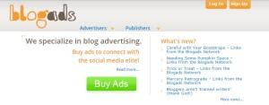 blogads ads publishers network