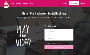 cakemail-Email Marketing for Small Business