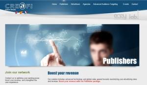 creafi-online-media Network for Publishers