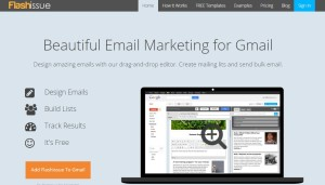 flashissue- Email Marketing for Gmail