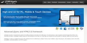 jqwidgets - Jquery Html5 UI Widgets