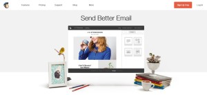 mailchimp - data analysis and email marketing online tool