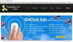 propellerads ads publishers website