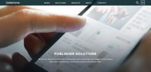 undertone publisher solutions for earn money