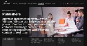 vibrantmedia publishers to earn money