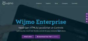 wijmo Enterprise For Html5 Javascript UI Controls