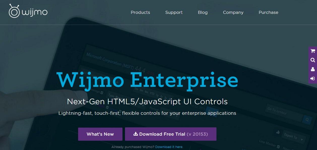 Best jQuery UI Frameworks for Web Designers – Web Knowledge Free