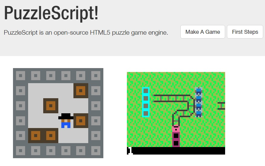 Create your own game using html5 game engine or frameworks for Open source template engine