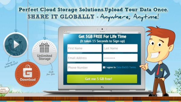 Best free online storage options