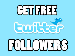 How to get more twitter follower by using free online tool