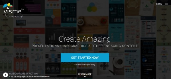 visme.co - Amazing presentation and infographic maker