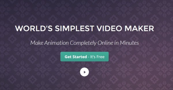 Free online video editor and animated video maker