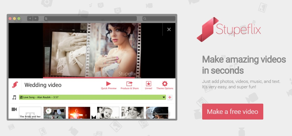 4 Free online video editor for personal or business