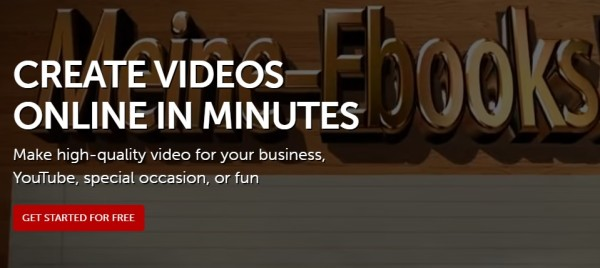 create online video in minut using flixpress