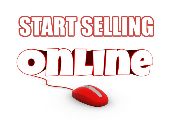 start selling online without having website