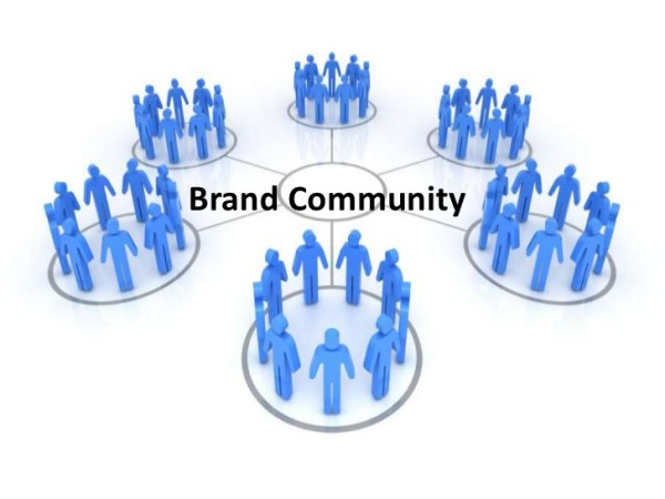 How a Website and Social Media can Create a Community Surrounding a Brand