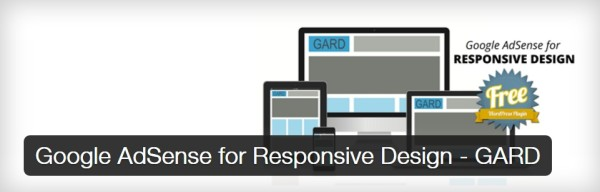 Google AdSense for Responsive Design - GARD WordPress Plugin