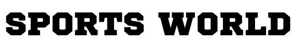 Sports World Baseball Jersey Font