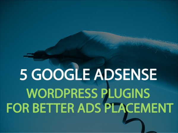 google adsense wordpress plugin