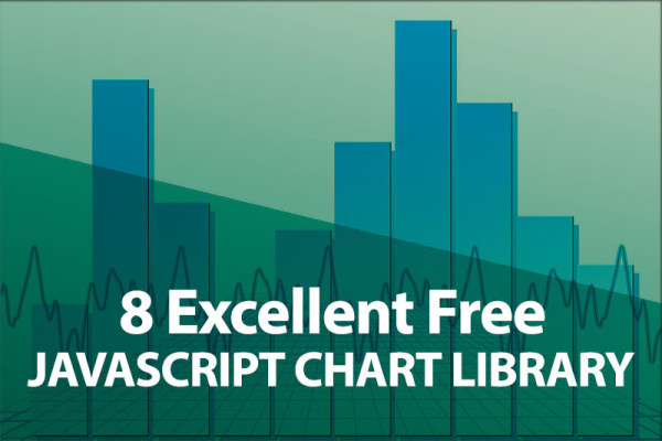 8 Excellent Free JavaScript chart library for data visualization